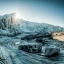 Křemík zpod ledovců je důležitým hráčem v globálních cyklech živin