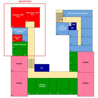1st floor, plan