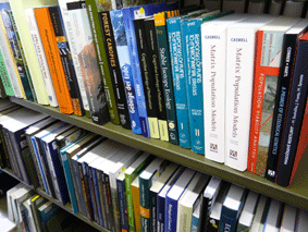Books in Botanical Library