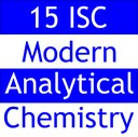 15th International Students Conference 'Modern Analytical Chemistry' 2019