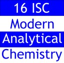 16th International Students Conference 'Modern Analytical Chemistry' 2020