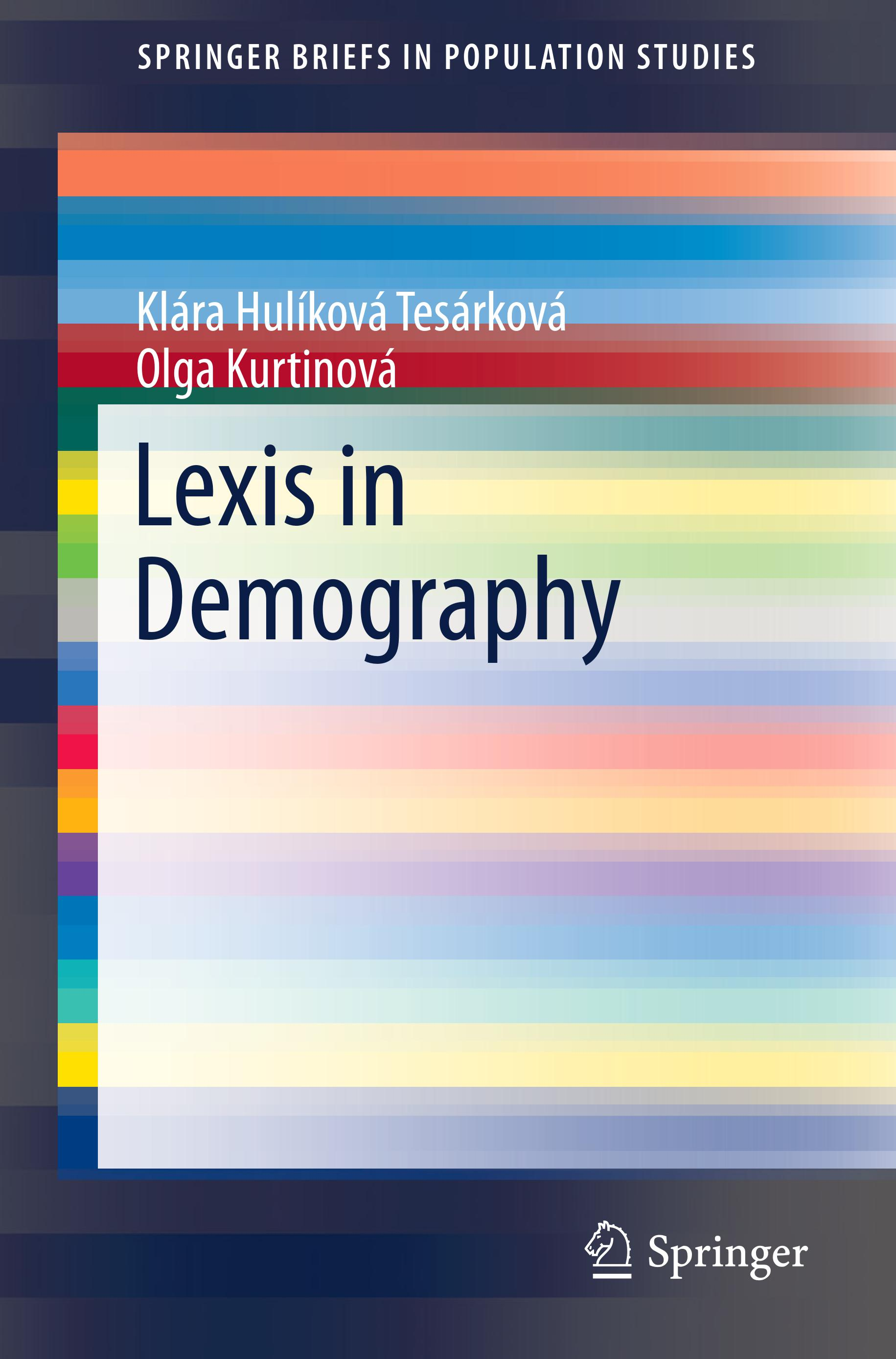 Hot new book Lexis in Demography