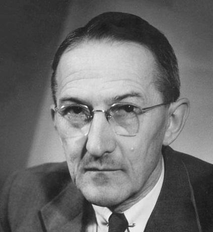 Sixty years ago: A Nobel Prize for Jaroslav Heyrovský