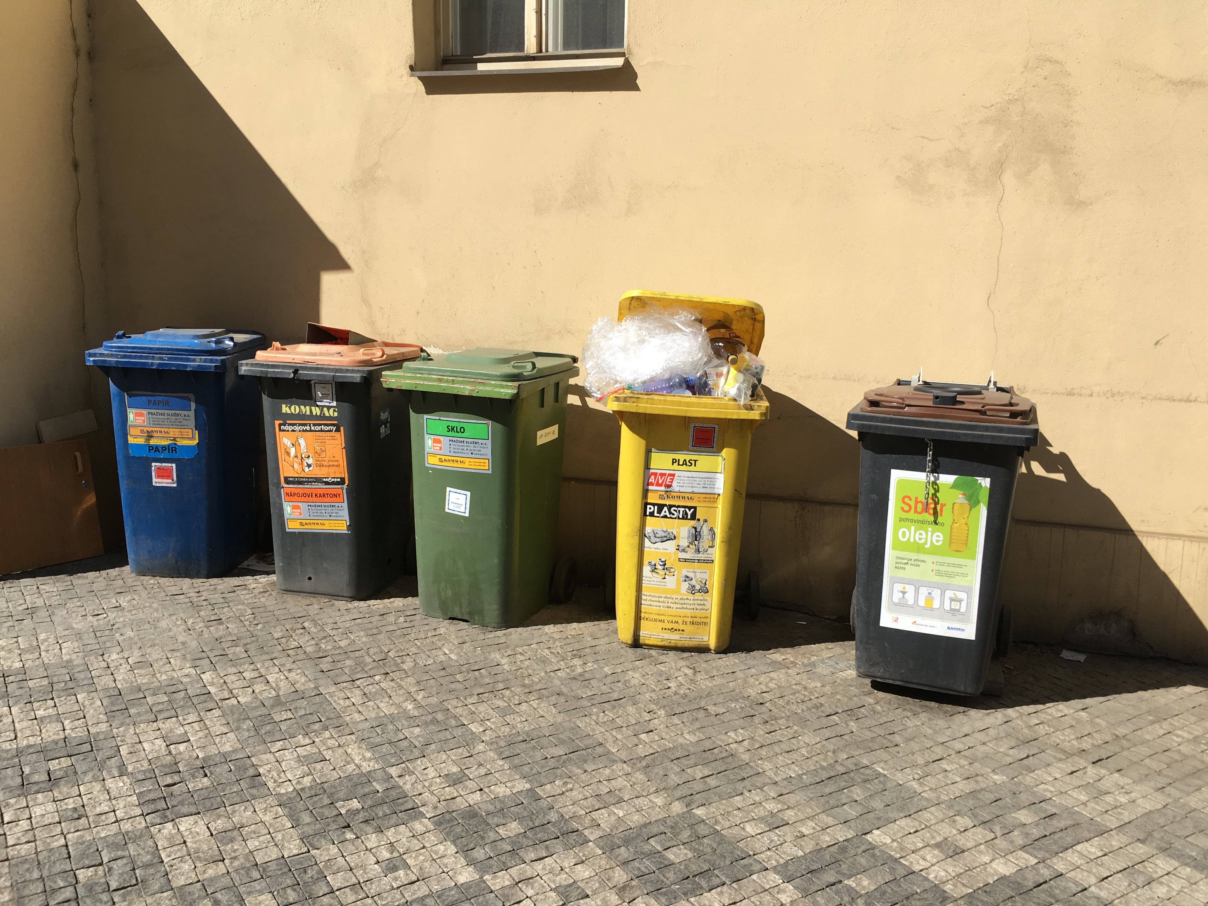 Popular Science: Judging people by their dustbins