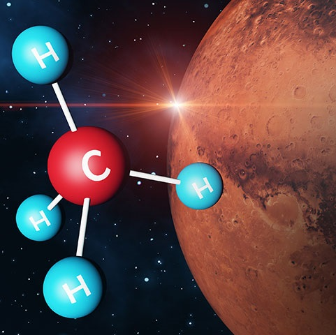 Popular Science: The journey of Mars to methane and (much) farther