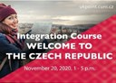 Integration course WELCOME TO THE CZECH REPUBLIC