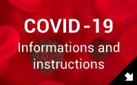 Covid-19, Informations and Instructions