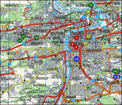 City plan – overview