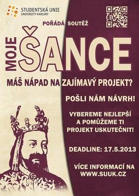 Moje šance plakát