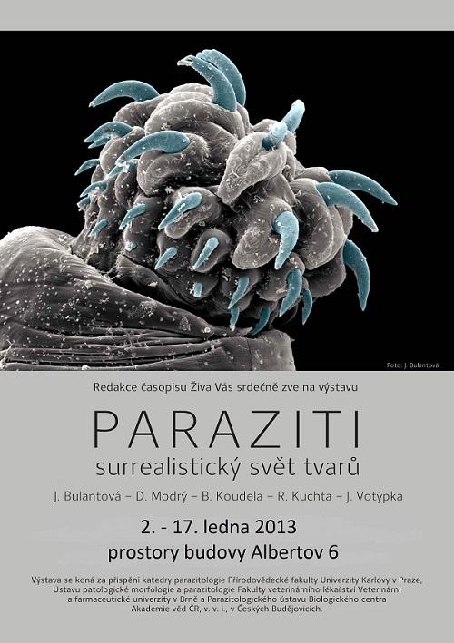 Paraziti výstava