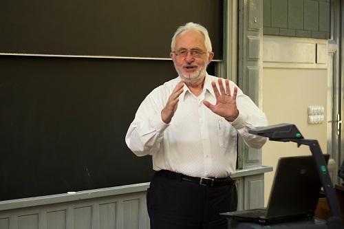 Prof. Michl VK 2012