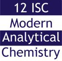 12th International Students Conference 'Modern Analytical Chemistry'