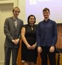Ocenění PhD studentů chemické sekce naší fakulty