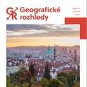Druhé číslo 27. ročníku Geografických rozhledů s tématem Město jako organismus právě vyšlo