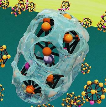 Klastrové sloučeniny boru pro nanochemii
