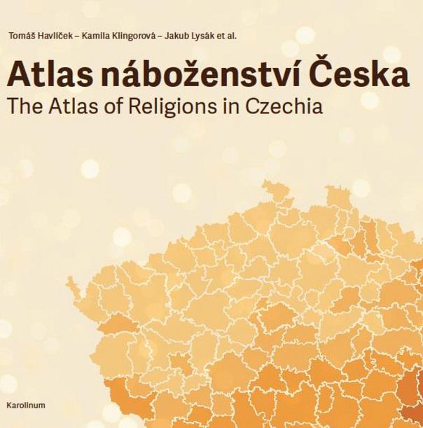 """Kniha """"Atlas náboženství Česka"""""""
