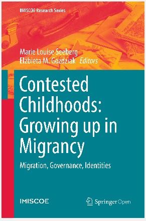 Prestižní ocenění knihy Contested Childhoods: Growing Up In Migrancy: Migration, Governance, Identities