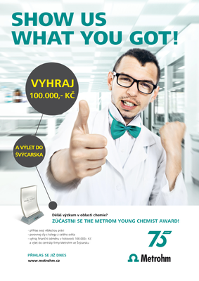 Metrohm young chemist Awards.png