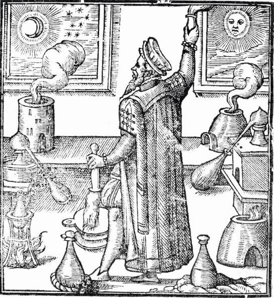 Výstava Cesta spravedlivá od alchymie k chemii