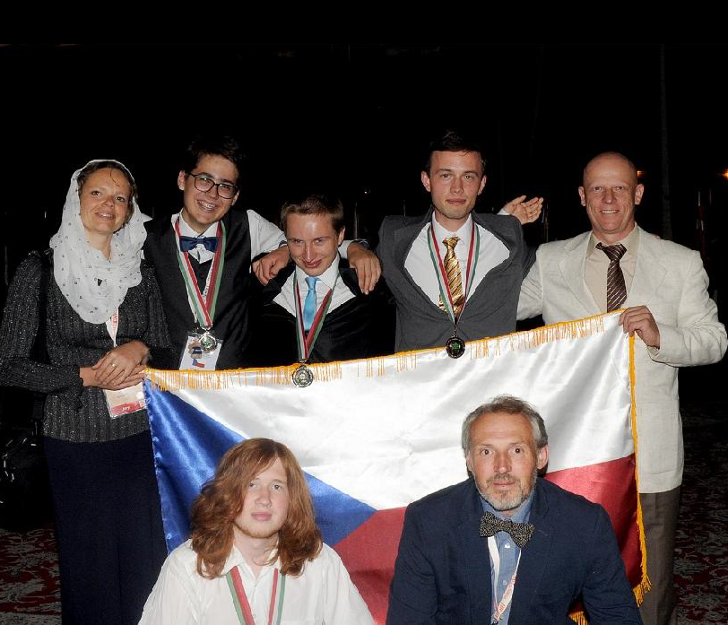 Čtyřikrát stříbro pro české biology