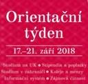 Univerzita Karlova pořádá tradiční orientační týden