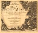 Pozvánka na výstavu Mapa Království českého, 1720