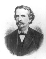 Zoolog Antonín Frič (1832-1913) byl prvním ředitelem nově zřízeného Zoologického ústavu.