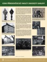 Vznik Přírodovědecké fakulty Univerzity Karlovy