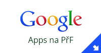Google Apps na PřF UK