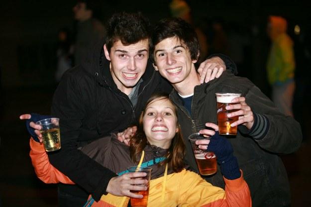 mládež a alkohol