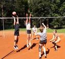 Volejbalové soustředění na Albeři