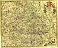 historická mapa