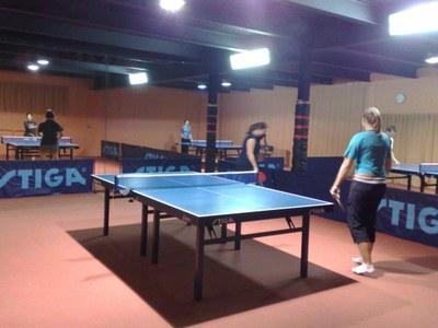 herna stolního tenisu
