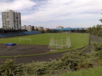 fotbal.hřiště