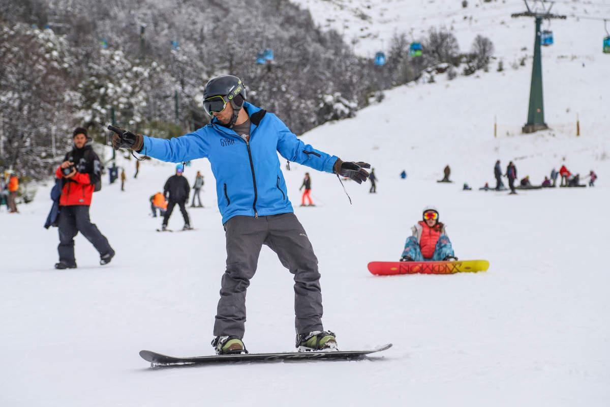 Akademické mistrovství ve snowboardingu