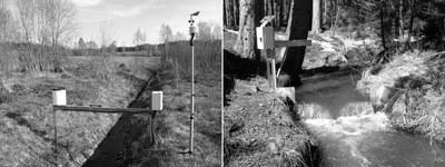 Měření hydrometeorologických veličin v zájmových povodích