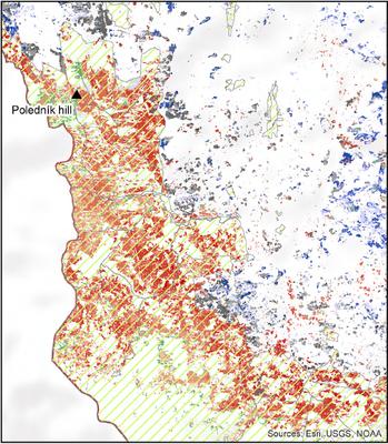 Změny krajiny a lesa na Šumavě – co natropil Kyrill?