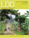 Titulní strana časopisu Land Degradation and Development patřila vědcům z ÚŽP