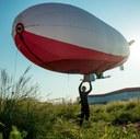 Dvanáctimetrová vzducholoď ve službách výzkumu ÚŽP
