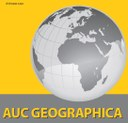 AUC Geographica na WoS