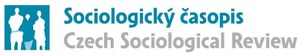 Sociologický časopis - logo