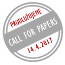 Konference ČDS 2017 - Call for Papers