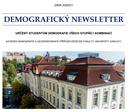 Demografický newsletter ZIMA 2020/2021