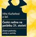 """Vyšla nová kniha """"Česká rodina na počátku 21. století"""""""