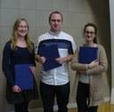 Úspěch studentů KDGD v soutěži o nej kvalifikační práci!