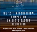 The 13th International Symposium on Geo-disaster Reduction in Prague