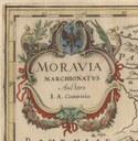 Výstava Morava nově zakreslená aneb Komenského mapa Moravy, co bylo před ní a po ní