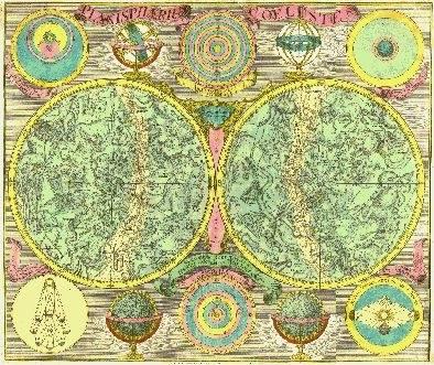 Conrad Tobias Lotter (1717–1777) Planisphaerium Coeleste