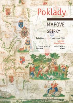Poklady Mapové sbírky