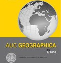 AUC Geographica scientific journal